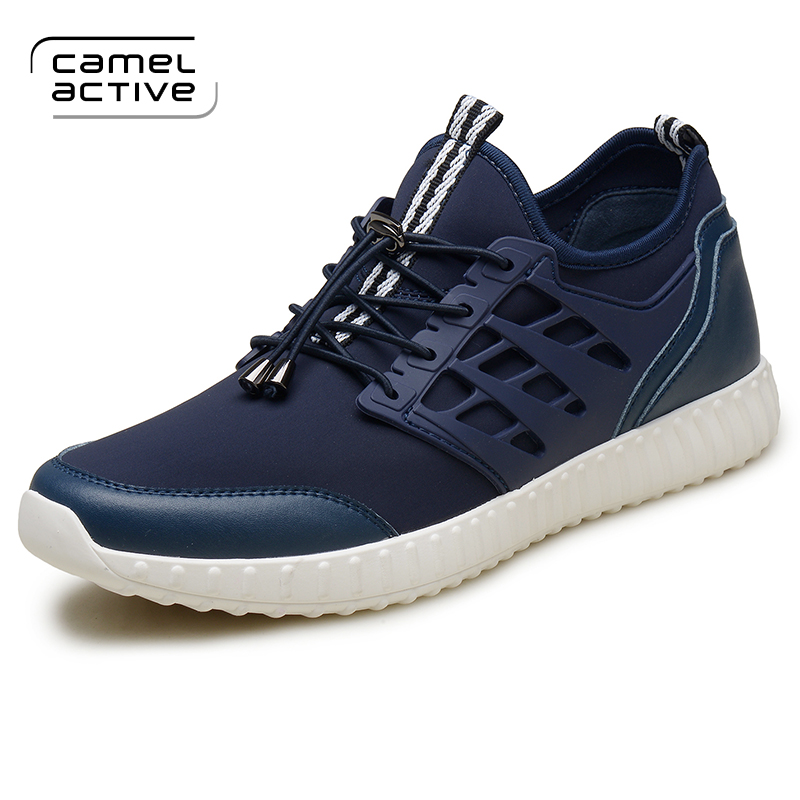Camel Active Men Casual Shoes 2018 Spring Summer Male Design Lightweight Breathable Mesh Trainers Men Love Shoes Flat Shoes цена
