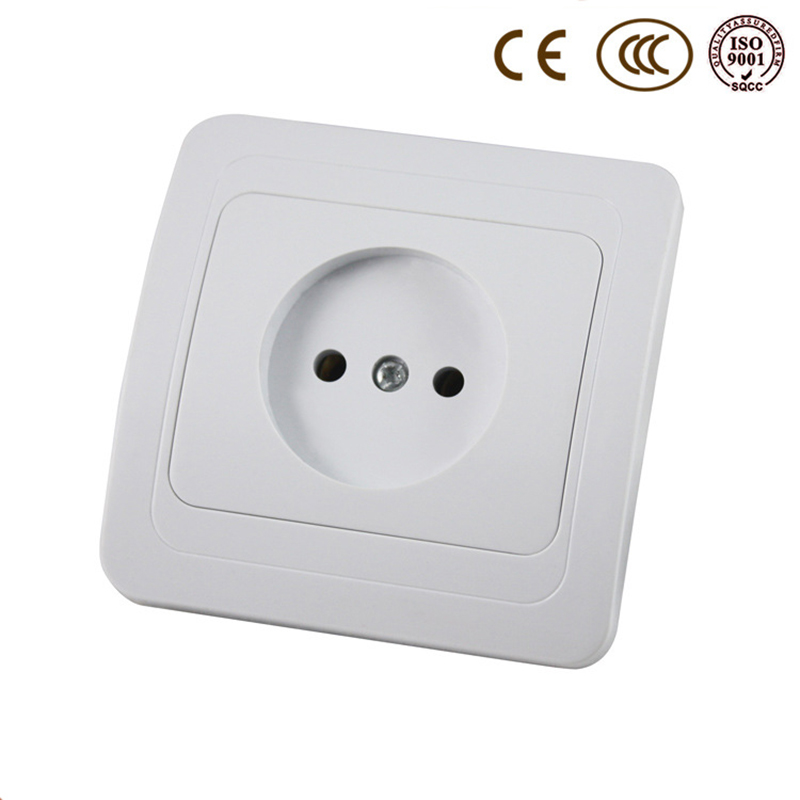 Buy Wall Power Socket, 16A EU / Russia Standard Electrical Outlet ...