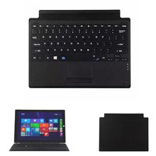 Magnetische TouchPad Bluetooth Toetsenbord Type Cover voor Microsoft Surface Pro 3 KS(China)
