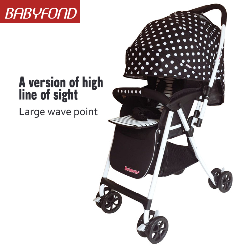 2018 Hot Sale Beimens Super Light 3.6kg High Stroller Baby Folding Child Car Umbrella Buggiest
