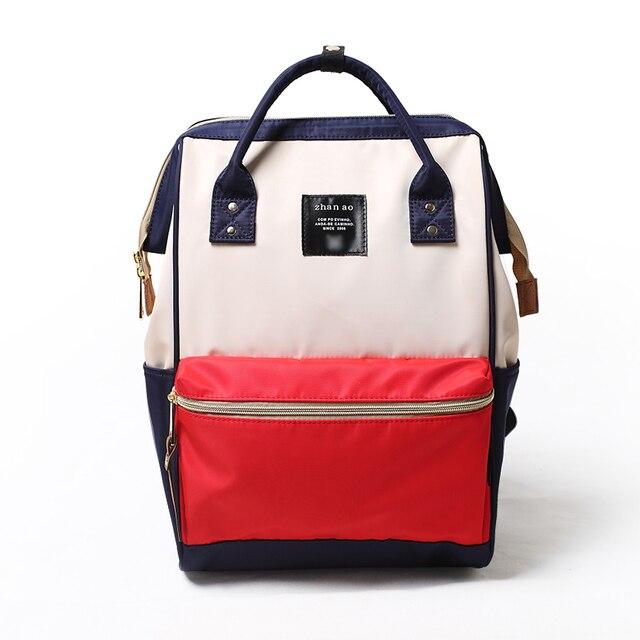 1f97e7f6f227 waterproof Fashion Women Backpacks Female Nylon School Bag For Teenagers  Girls Travel Rucksack Kanken Space Backpack Sac A Dos