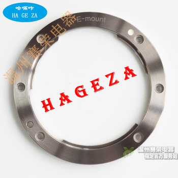 New and original for sony ILCE - 7RM3 A7RM3 A7III A7M3 fuselage bayonet, metal ring interface