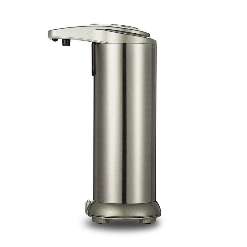 Автоматический дозатор жидкого мыла из нержавеющей стали датчик дозатор мыла насос для душа Кухня мыльница для ванны/Washroom-250Ml