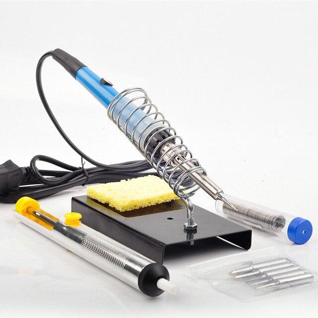 50 Watt 220 V Elektrische Einstellbare Temperatur Schweißen Löten ...