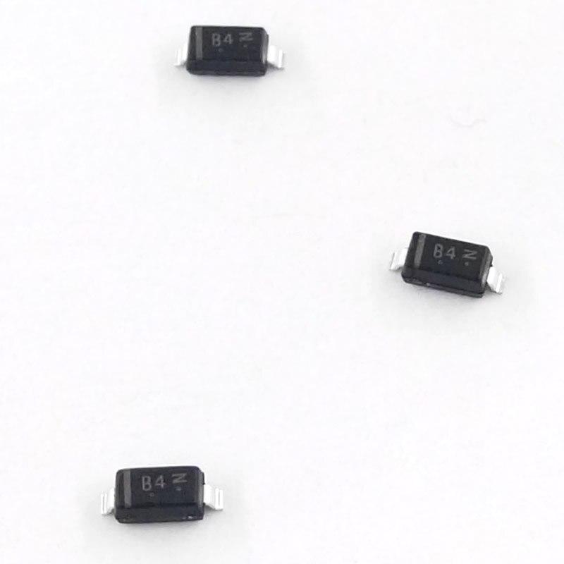 Redresseur Diode Schottky SMD 40 V 5 A ufmax Diode 500 MV SMC MBRS 540t3g Schott