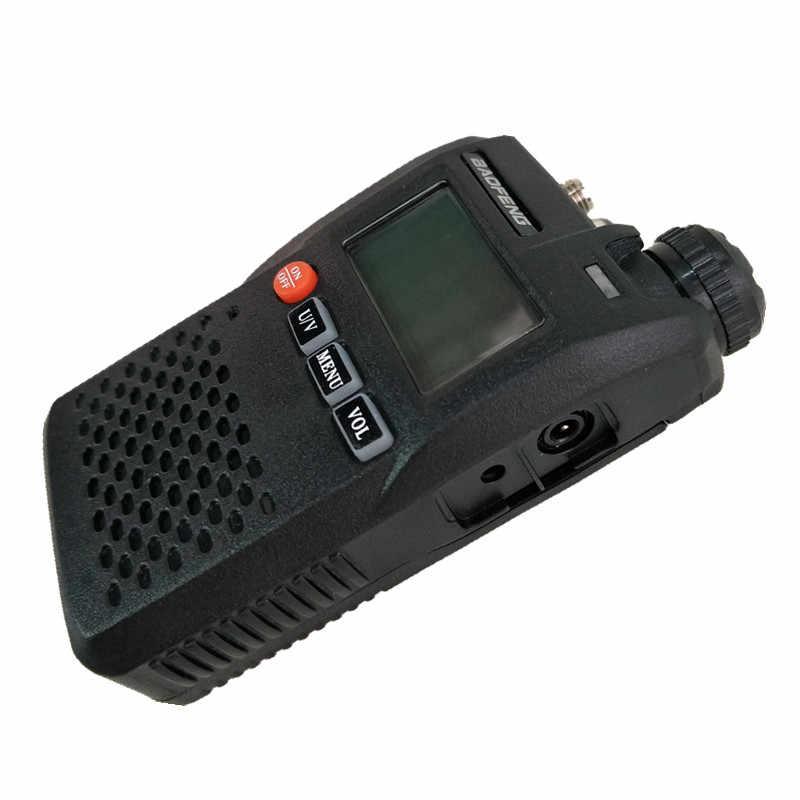 2019 nouveau BAOFENG UV-3R Mini talkie-walkie UHF VHF Portable Station de Radio CB émetteur-récepteur HF Charge USB 3R UV3R Woki Toki