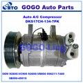 High Quality DKS17CH air compressor for Nissan patrol GR pathfinder terrano OEM 92600-VB800 506012-0310 506211-7460 3B05045010