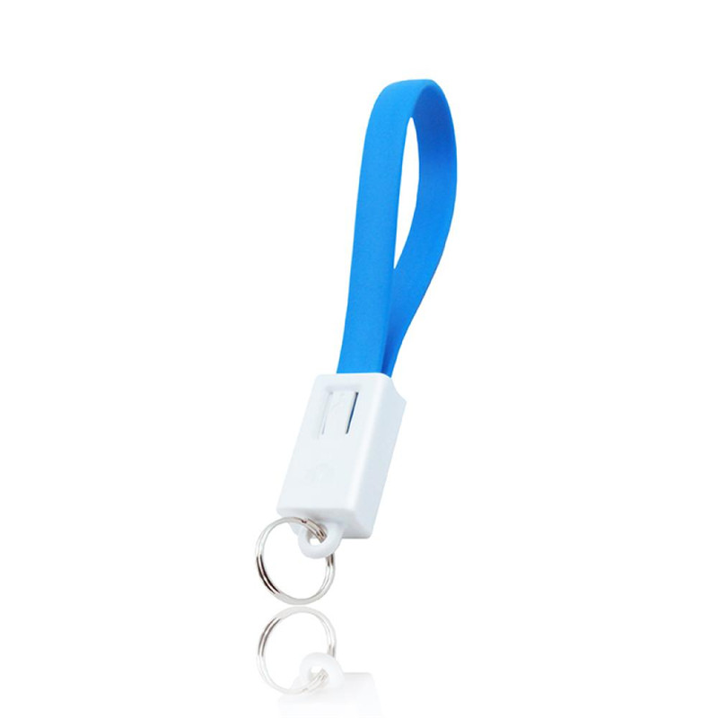 Digital Cables Precise New Keychain Key Ring Micro Usb Charger Data Sync Cable Fashion Portable Cord Flash Key Chain Data Cables