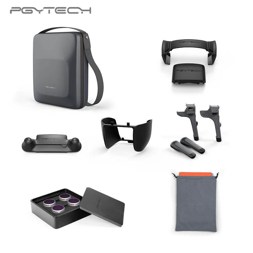 Accessoires PGYTECH Combo 7 pièces/ensemble pour Zoom DJI MAVIC 2 PRO & DJI MAVIC 2