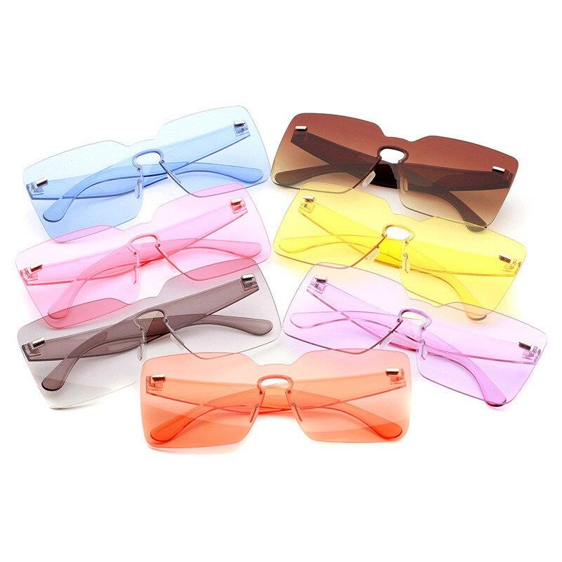 ZXRCYYL 2018 Fashion Goggle New Sunglasses Women Men Brand Wholesale Eyewear Mirror Oculos Gafas De Sol Feminino Mujer UV400