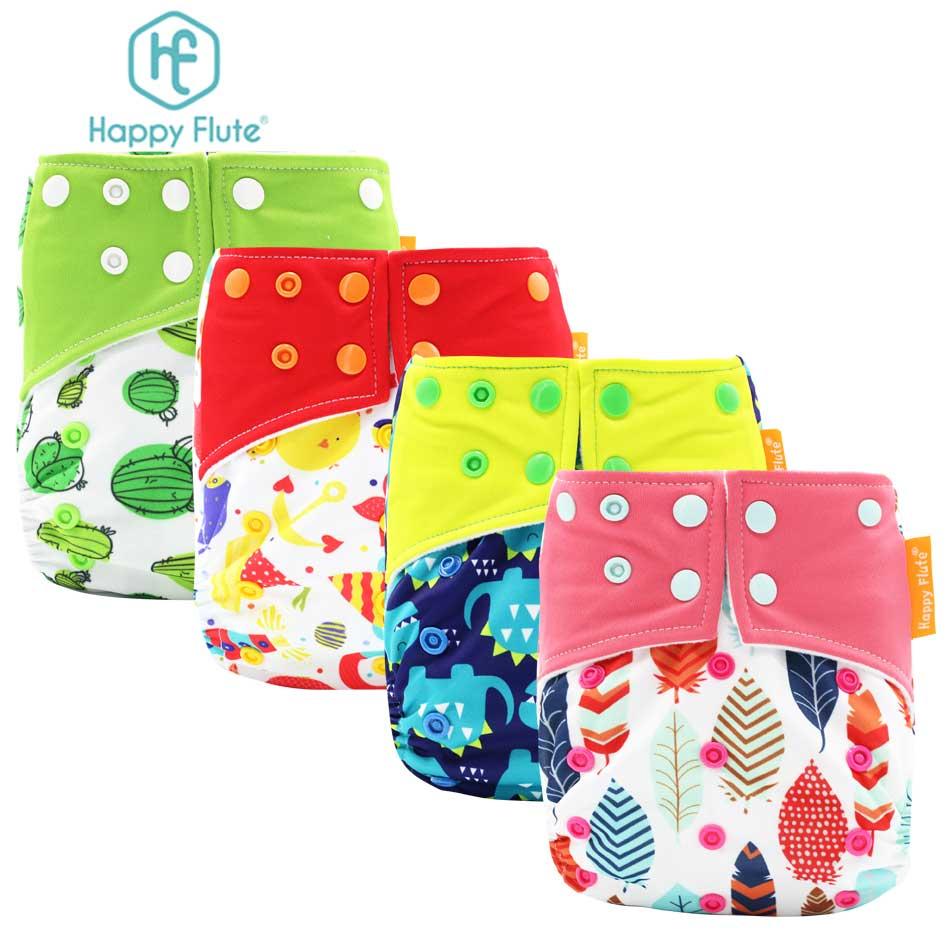 Happyflute карман пеленки детские моющийс¤ многоразовый ѕодгузники подгузник карман современна¤ ткань ѕодгузники подгузники
