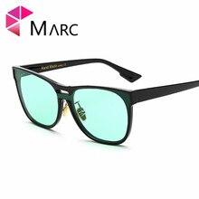 MARC UV400 WOMEN MEN Eyewear designer sunglasses Oculos  Pink Plastic Green Cat eye