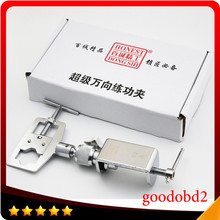 Metal Alloy Honest Practice Clamp Tool Locksmiths 360 Degree Rotation Can Be Adjusted honest beauty купить косметику