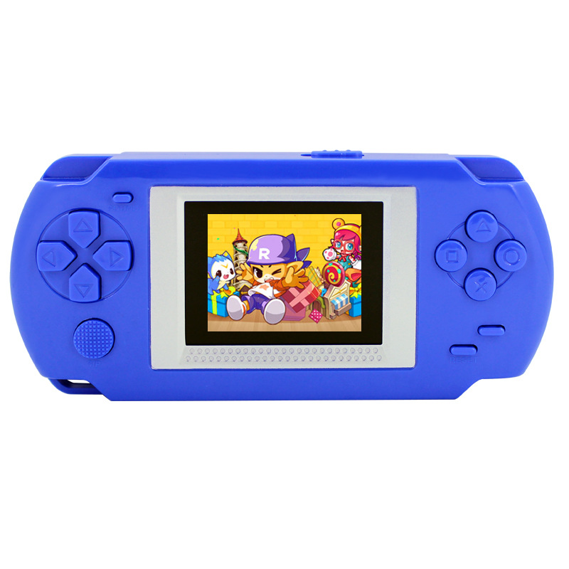 Portable Student Handheld Game Players 2.0 inch Video Game Console Free 268 Games Recording Gaming Consoles