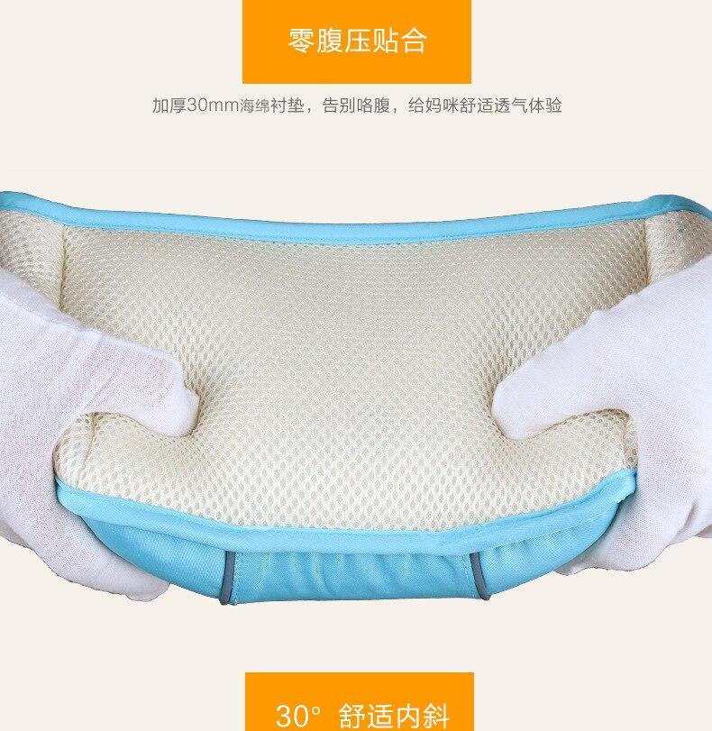 Único fezes cintura belt hip assento Ergonômico