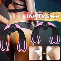 Smart Hips Muscle Trainer Body Workout Equipment Sculpting Massager Stimulator Pad Gym Fitness Hips Workout Accessories