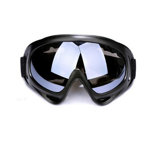 LumiParty 100%UV Protection Unbreakable Climbing Skiing Sunglasses Goggles  Sports Protective Safety Glasses ski goggles