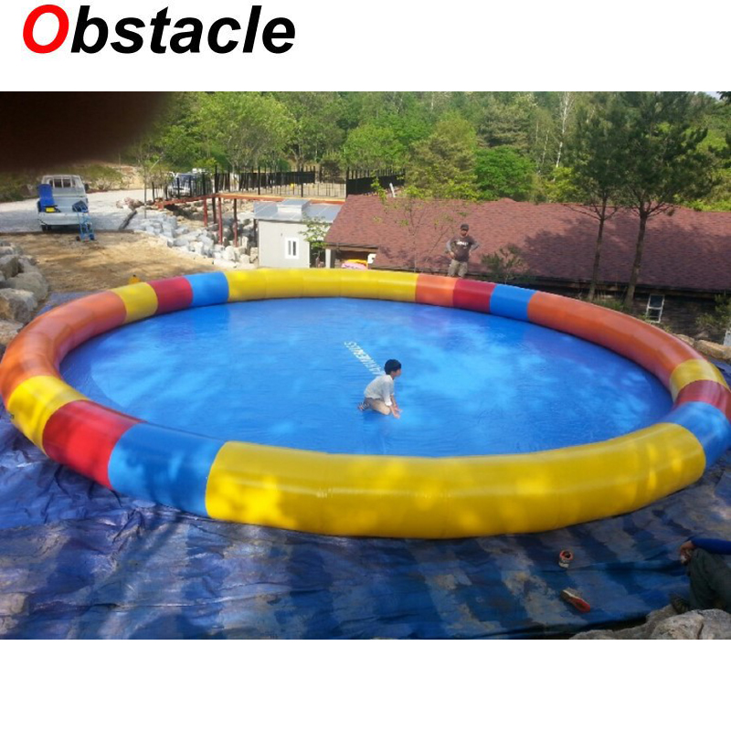 US $960.0 |Cheap Price Inflatable 0.9mm PVC Playground Pool Swimming Pool  for Kids and Adults High Quality Inflatable Type Pool-in Inflatable  Bouncers ...