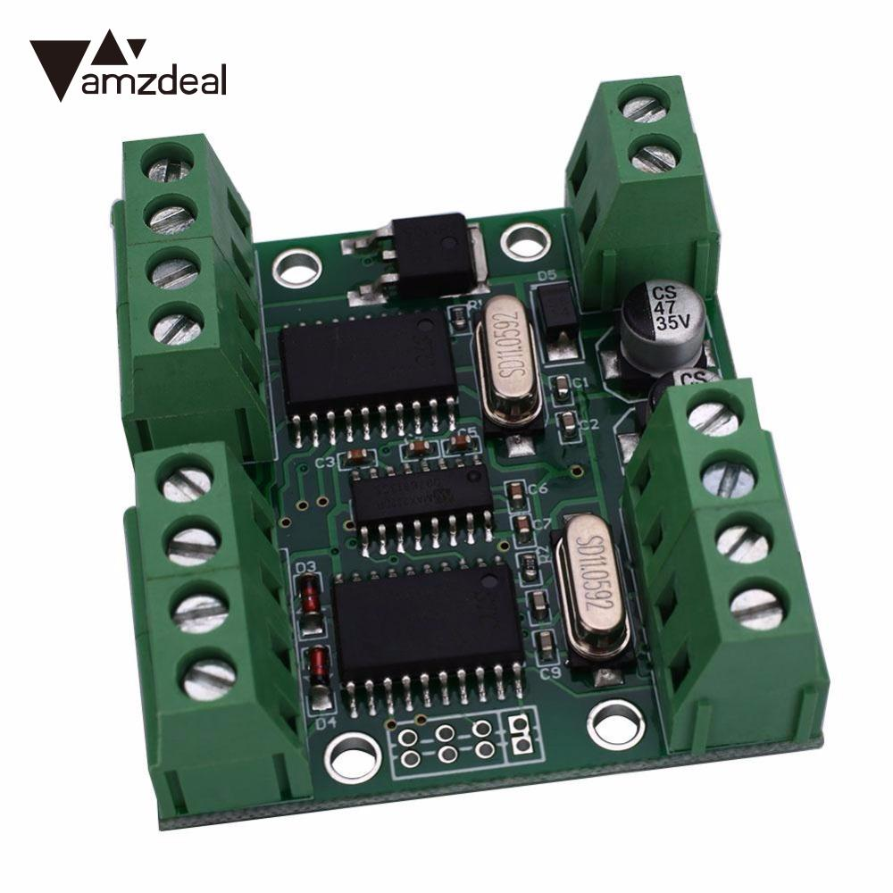 US $24 06 |amzdeal WG2RS232 Auto Identification Dual Wiegand WG to RS232  Converter Adapter Adaptive Output 9600 Rate-in Add On Cards from Computer &