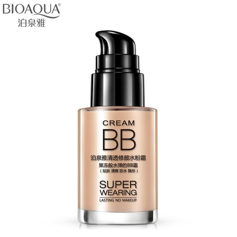 BIOAQUA Brand Base Makeup Face Liquid Foundation Whitening ...