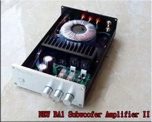 Bitmiş BA1 LM3886 2.1 kanal subwoofer güç amplifikatörü