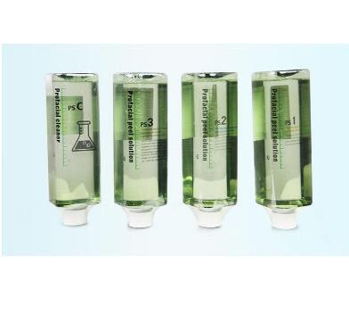 Hydra 4 Bottle Facial Serum For Water Skin Cleansing Machine Aqua Peeling Solution Per Bottle Aqua Facial Serum CE