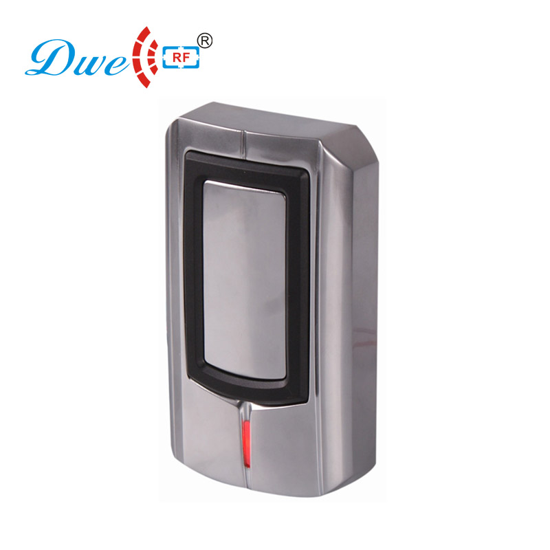 Rfid card access tag reader emid chip scanner rainproof metal reader