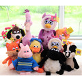 Shaun the Sheep Cartoon Timmy Time Classmates Friends Teacher Cute Plush stuffed baby child doll Xmas gift