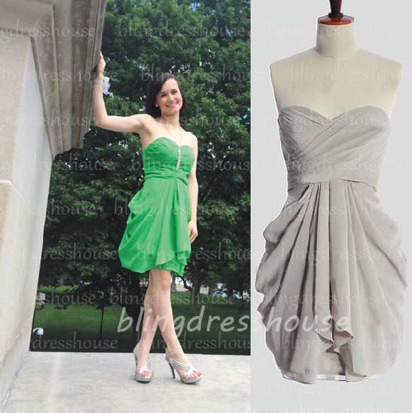 Lovely Bridesmaid Dresses Light In The Box Images - Wedding Dress ...