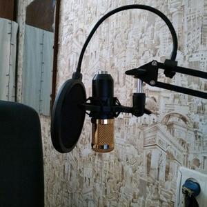 Image 4 - Bm 800 Microfono A Condensatore Professionale di bm800 Regolabile Studio Microfono Fascio Karaoke Microfono Microfono di Registrazione di Trasmissione