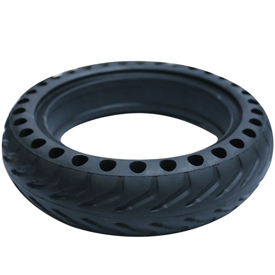 Hot Solid Hole Tires Shock Absorber Non Pneumatic Tyre Damping Rubber Tyres Wheels for Xiaomi Mijia M365 Scooter Skateboard
