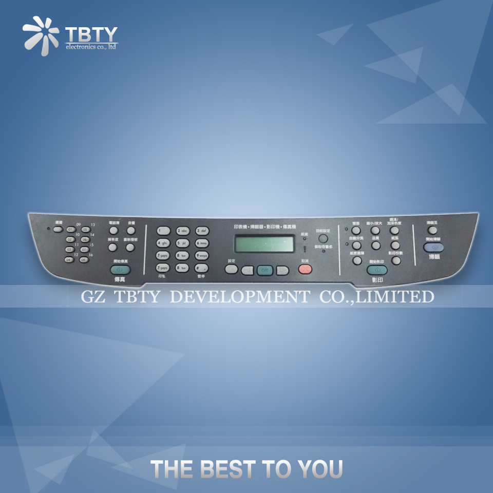 Printer Control Key Board For HP 2727 M2727NF 2727NF HP2727 Control Panel Assembly Display printer front control panel for hp t610 t1100 q6683 control keyboard board display screen on sale