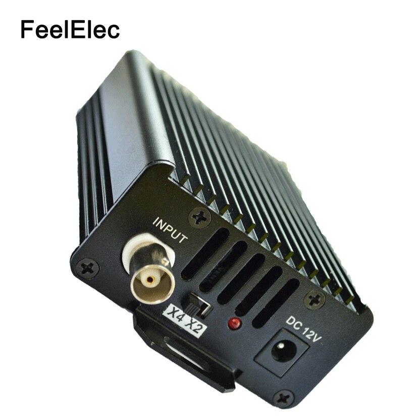 Feeltech FPA301-20W 5 МГц функция произвольной формы сигнала Усилитель мощности для генераторов сигналов