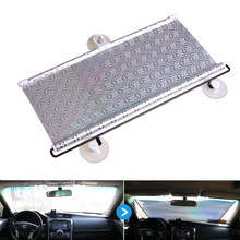 Laser Reflective UV Blocked Car Sun Shades For Windshield Suction Cap Rear Window Cover Sunshade 40CM*60CM 45CM*125CM 50CM*125CM