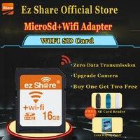 100 Original Real Capacity Shared Memory SD Card 32GB Class 10 SDHC Flash Memory WIFI SD