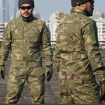 Men Urban BDU Camouflage Jacket Military Anti-scratch Shooting Outwears Airsoft Paintball Tactical Camo Shooting Coats - DISCOUNT ITEM  30% OFF All Category