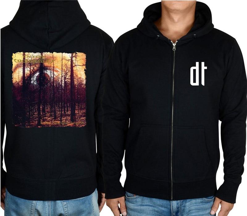 18 видов молнии темное спокойствие группа рок толстовки куртка с черепом 3D брендовая рубашка панк смерти темный свитер в стиле хеви-метал XXXL