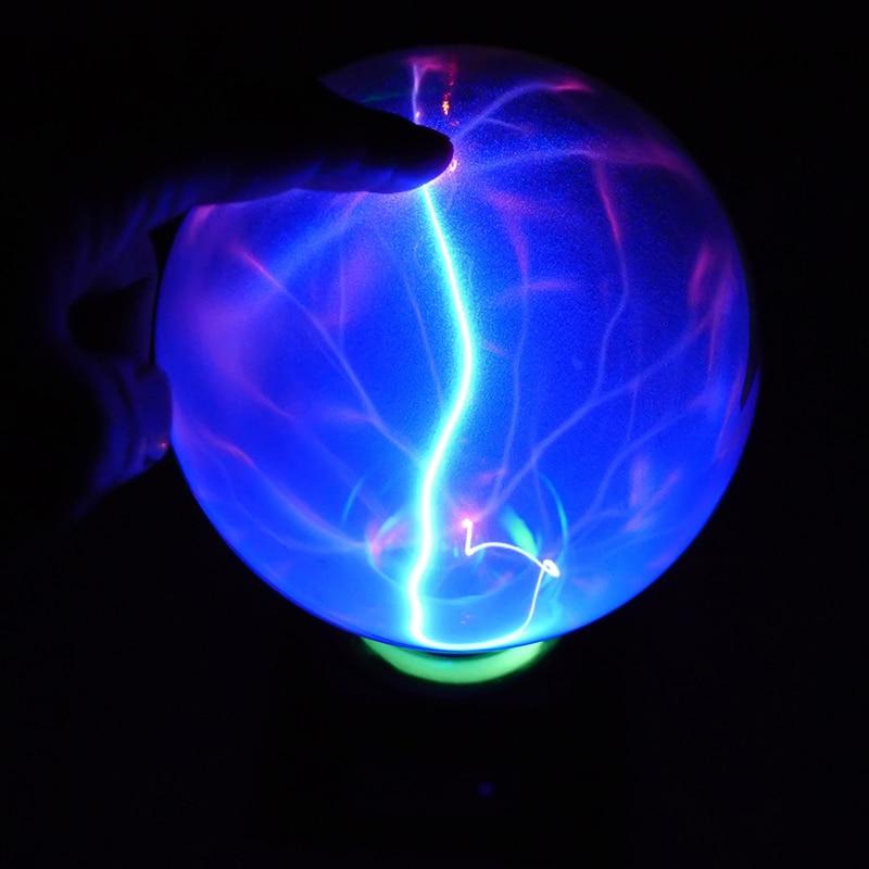 noite globo de vidro eletrico lampada 04