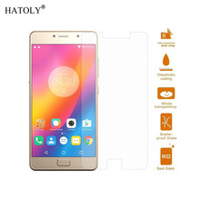 2PCS Glass Lenovo P2 Screen Protector Tempered For Vibe P2c72 Anti-scratch Phone Film HATOLY