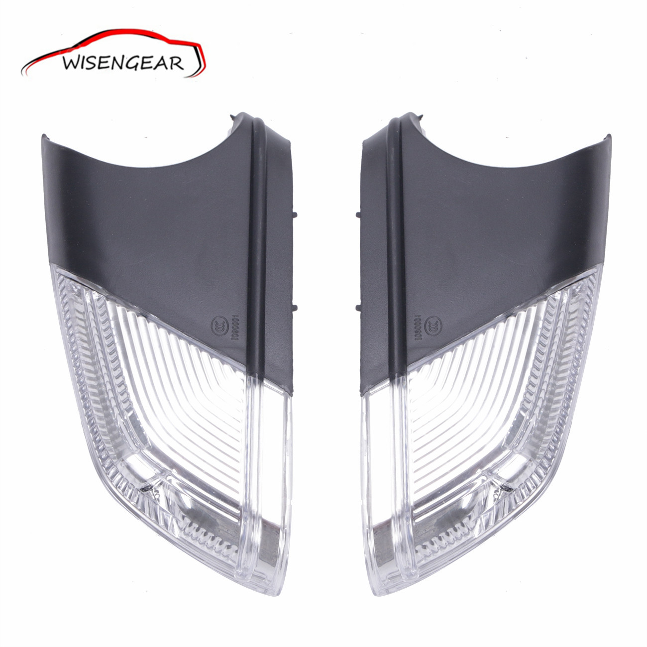 Car Wing Mirror Corner Lights Turn Signal Lamp For VW Polo Skoda Octavia 2004 - 2010 1Z0949101C 1Z0949102C CAR-P377 C/5