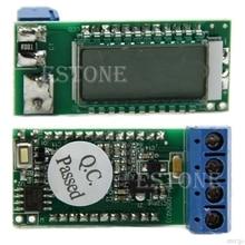 цена на Lithium Li-ion 18650 battery tester Capacity Current Voltage Detector LCD meter