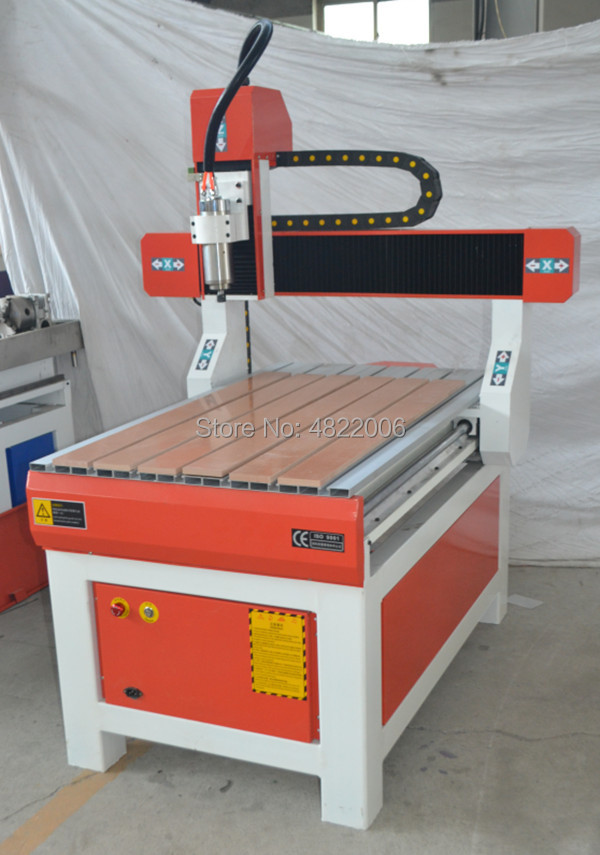 Hot sale 6090 2.2kw cnc router wood/mdf/foam/stone cutting engraving machine