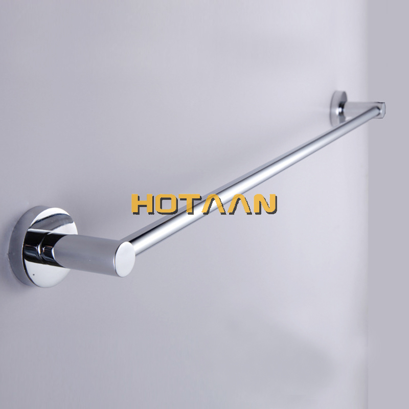 Free Shipping,  high quality  304# stainless steel bathroom accessory,single Towel bar,Towel rail, Towel holder YT-10996-A