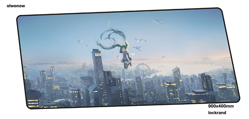 Hatsune Miku mouse pad Colourful 900x400x4mm mousepads gaming mousepad gamer Gorgeous personalized mouse pads keyboard pc pad ninjas in pyjamas mouse pad 1200x500mm mousepads cartoon gaming mousepad gamer gorgeous personalized mouse pads keyboard pc pad