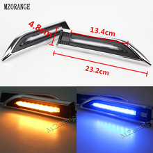 Car LED Turn Light Steering font b Lamp b font LED Side Light For Chevrolet Cruze