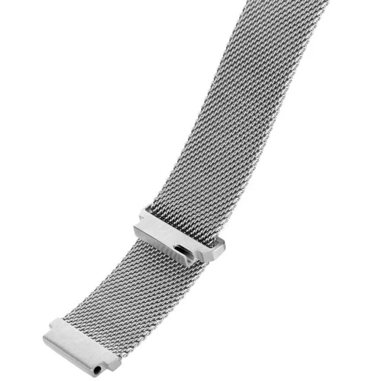 Stainless Steel Mesh Milanese Loop 18mm Watch Band Strap for Huawei Watch 1 Wristwatch Magnetic Bracelet I68. new best price milanese magnetic loop stainless steel band strap bracelet for huawei honor 3 smart watch drop shipping jan8