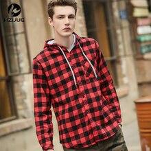 Kanye Hip hop Streetwear Kariertes Hemd Männer High Street Fashion Swag Kleidung Lose Hipster Longline HAUBE Chemise Homme