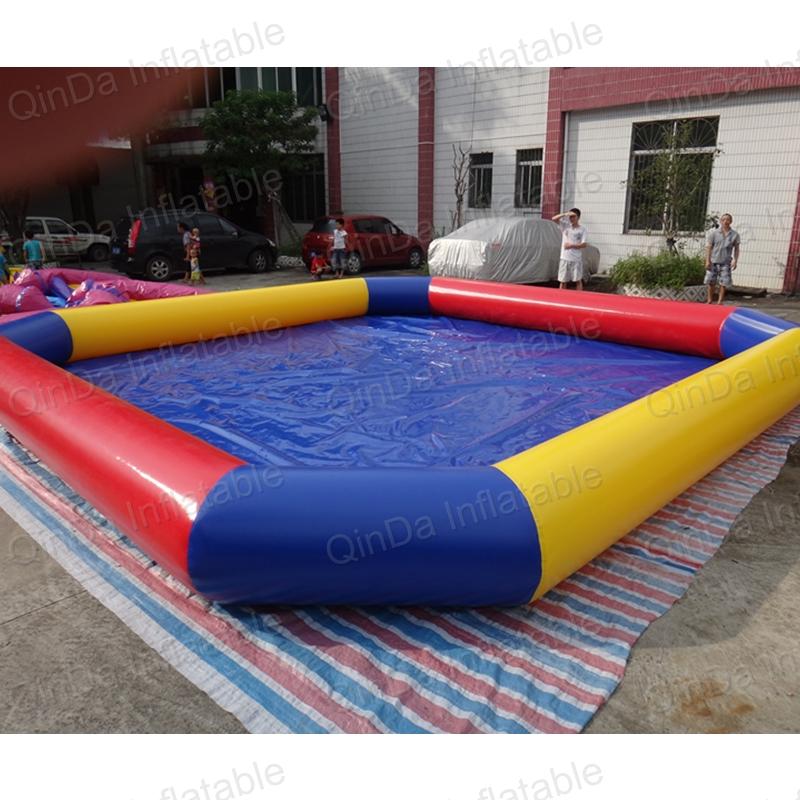 inflatable pool(12)