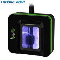 LUCKING DOOR USB Biometric Fingerprint Scanner Fingerprint Reader Live20R USB Reader ZK live 20R ID USB Fingerprint Sensor