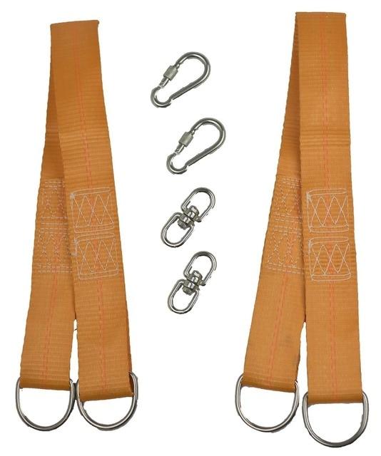 hammock straps  tree swing hanging kit  adjustable hammock straps hammock straps tree swing hanging kit adjustable hammock straps in      rh   aliexpress